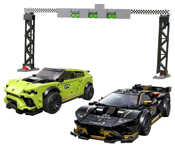 Image of   Lamborghini Urus ST-X - LEGO Speed Champions 76899