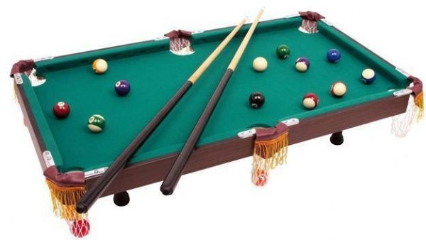 Image of   Bord Billiard til børn - Billiard 004039