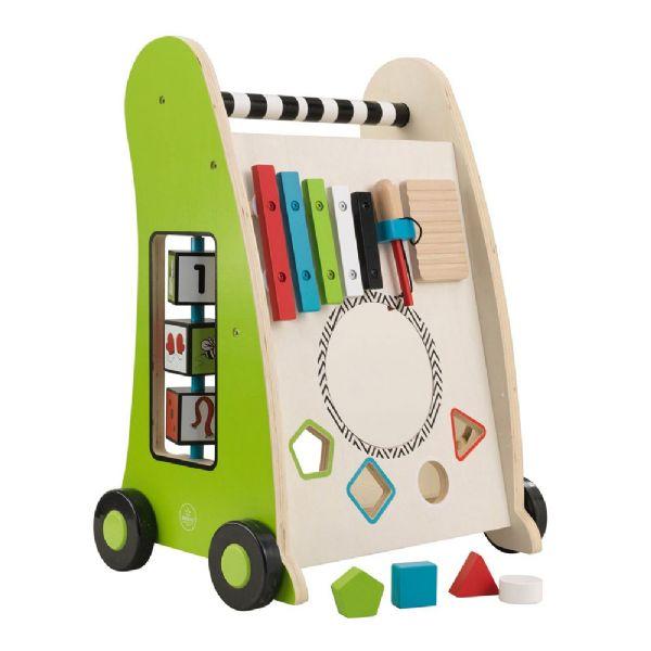 Image of   Aktivitetsvogn Push a Long - Kidkraft Baby legetøj 63246