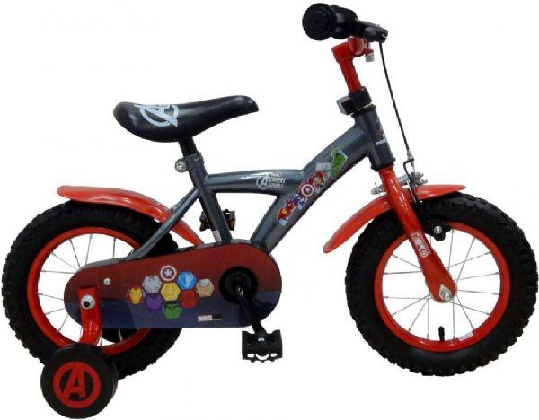 Image of   Avengers børnecykel 12 tommer - Avengers børnecykel 61267-CH