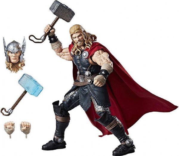 Image of Thor deluxe figur 30 cm m/tilbehør - Marvel Legends Thor figur C1879 (238-0C1879)