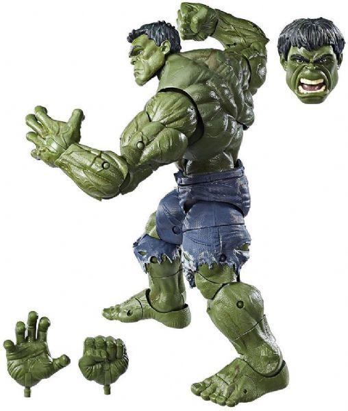 Image of Hulk deluxe figur 36 cm m/tilbehør - Marvel Legends Hulk figur C1880 (238-0C1880)