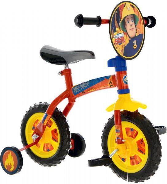 Image of Brandmand Sam Min først cykel - Fireman Sam børnecykel 14088 (241-014088)