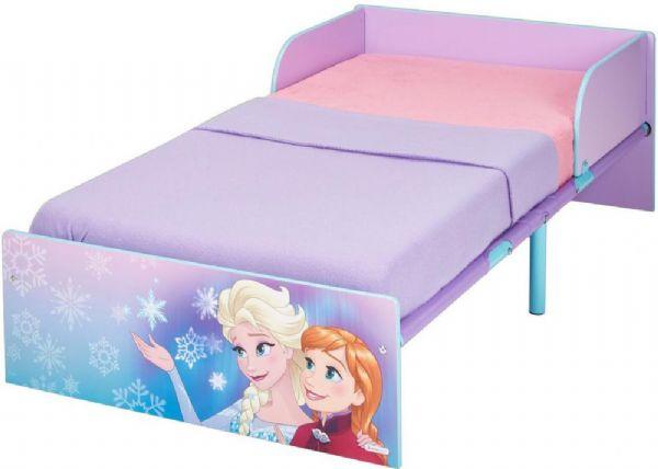 Image of Frost juniorseng med madras - Disney Frozen børneseng 658390 (242-658390X)