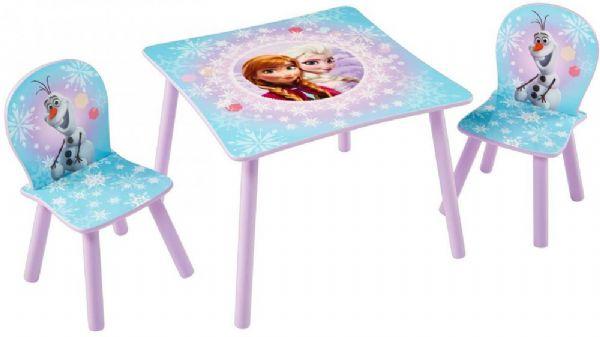frost Frost bord og stolesæt - disney frozen børnemøbler 661680 på eurotoys