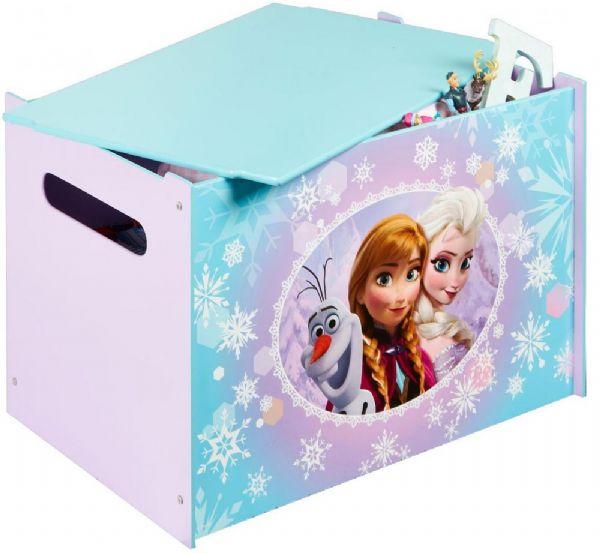 Image of Disney Frost legetøjskiste - Disney Frozen Børnemøbler 662274 (242-662274)