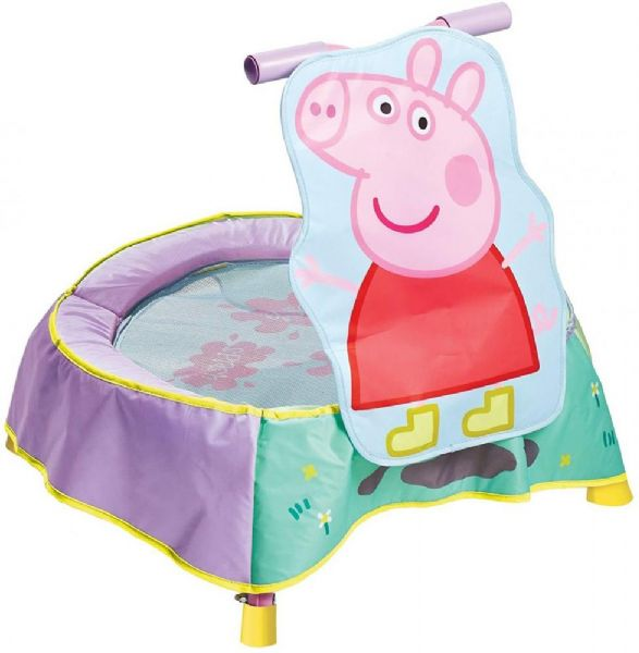 Image of   Gurli Gris trampolin - Gurli Gris Trampoliner 664667