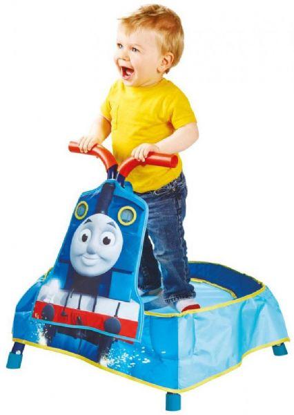 Image of Thomas Tog trampolin - Thomas Tog børnetrampolin 664674 (242-664674)