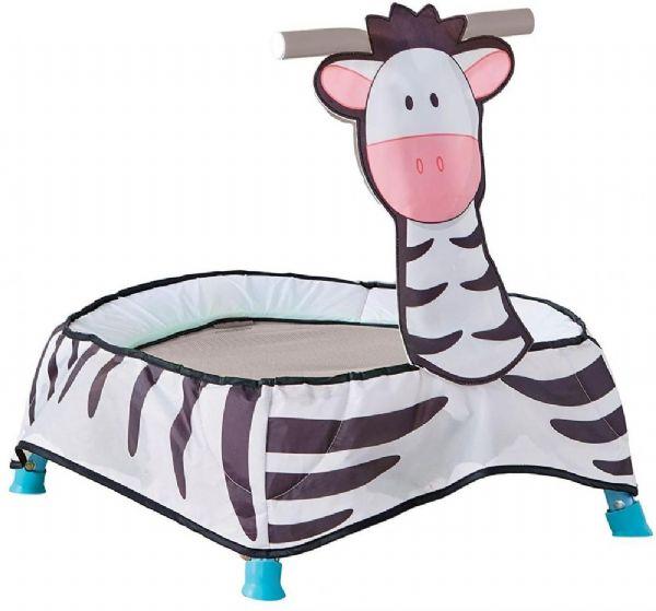 Image of   Min første trampolin zebra - Børnetrampolin 664698