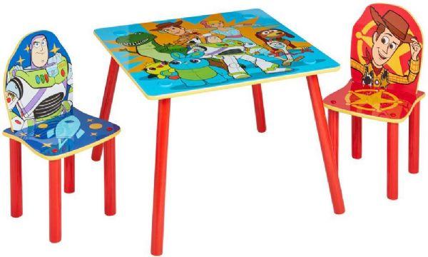 Image of   Toy Story Bord og Stole - Toy story børnemøbler 670460