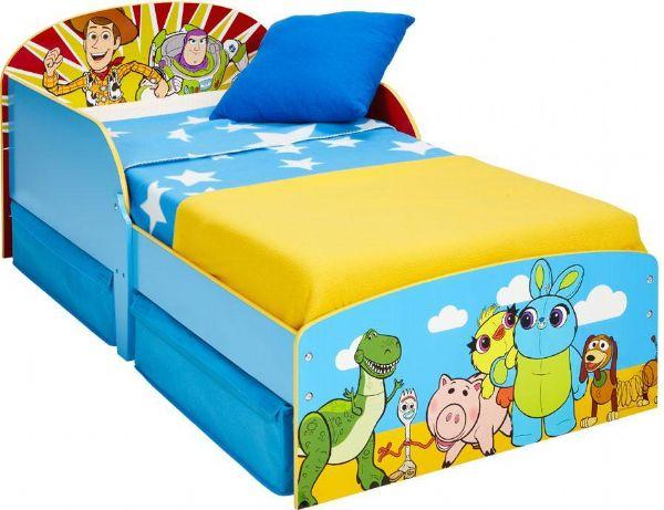 Image of Toy Story Juniorseng u. madras - Toy story børneseng 670484 (242-670484)