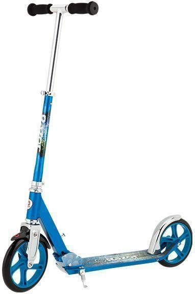 Image of   A5 LUX løbehjul 200 mm hjul blå - Razor løbehjul og boards 13073042