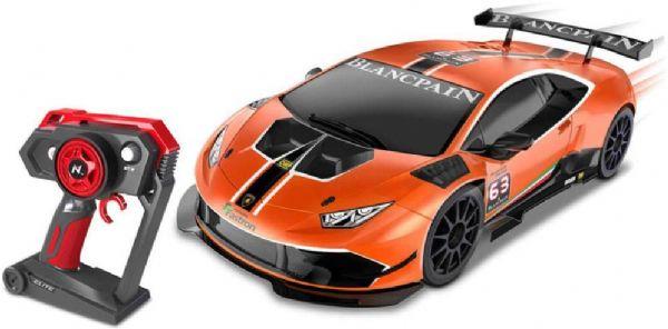 Image of Nikko Radiostyret Evo Lamborghini 1:14 - Nikko Fjernstyret bil 260617 (250-260617)