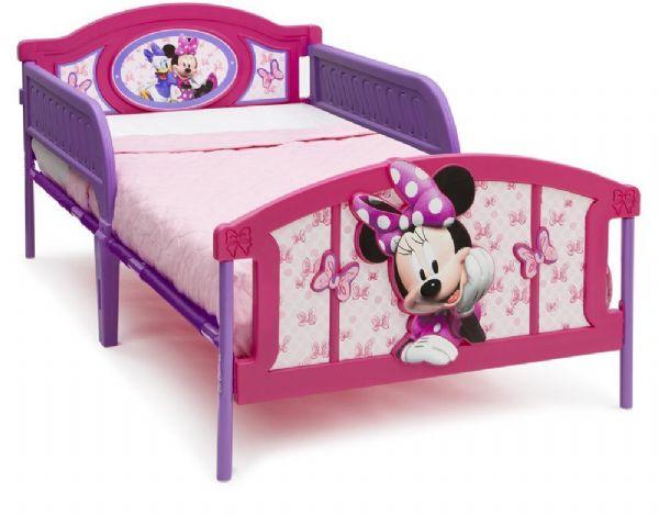 Image of Minnie Mouse børneseng u. madras - Disney Minnie Mouse børneseng 040482 (261-040482)