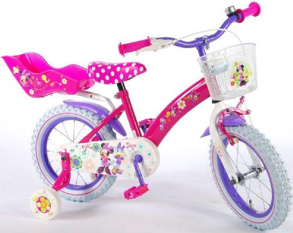 Image of Minnie Mouse Børnecykel 14 tommer - Disney Minnie cykel 31426 (261-314261)