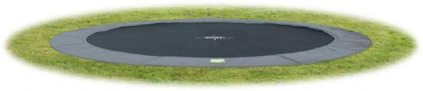 Image of EXIT InTerra trampolin Ø305 grå - Exit trampolin 102110 (267-102110)