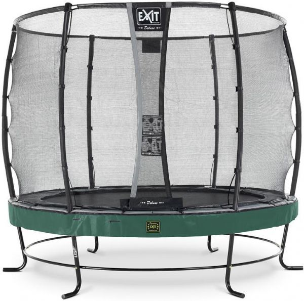 Image of   Exit Elegant Premium Trampolin ø305 grøn - EXIT Udendørsleg 251380