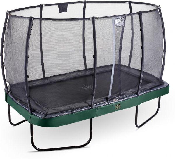 exit exit elegant premium trampolin 244x427 g - exit udendørsleg 252417
