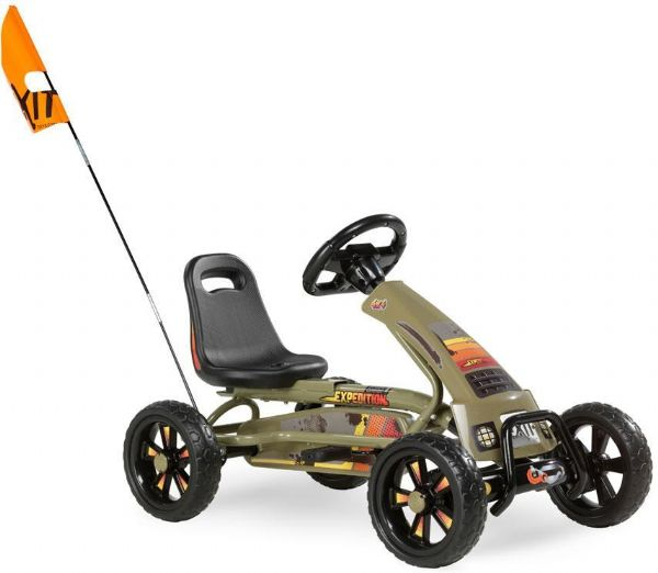 Image of   Pedal Go-kart Foxy Expedition - EXIT Gocart 258440