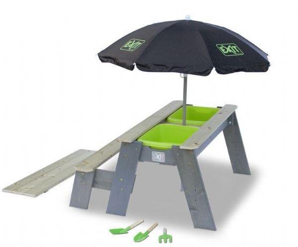 Image of   Aksent deluxe Sand, Vand og picnicbord - EXIT Udendørsleg 468911