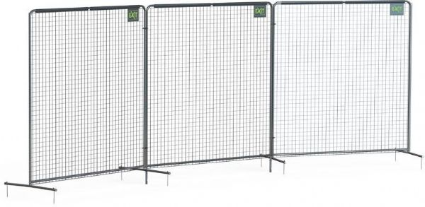Image of EXIT Backstop Net 900x300 - Fodboldmål 499012 (267-499012)