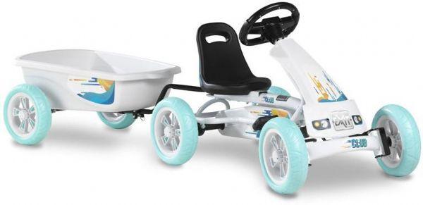 Image of   Pedal Go-kart Foxy Club m. trailer - EXIT Gocart 707299