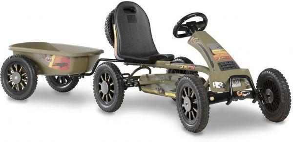 Image of   Pedal Go-kart Spider Expedition m. trail - EXIT Gocart 707336
