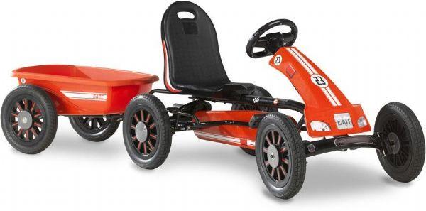 Image of   Pedal Go-kart Spider Race m. trailer - EXIT Gocart 707343