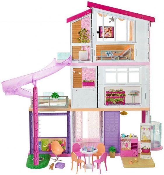 Image of Barbie Ultimative Drømmehus - Barbie dukkehus FHY73 (29-0FHY73)
