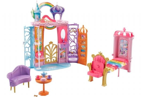 Image of Barbie Dreamtopia Slot - Barbie møbler FTV98 (29-0FTV98)