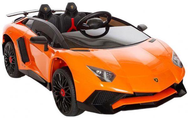 Image of Lamborghini Aventador El bil 12V - El bil til børn 000619 (291-000619)