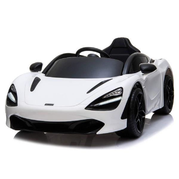Image of McLaren 720S 12V hvid - El bil til børn 001517 (291-001517)