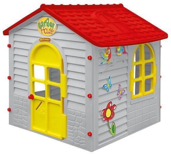 Image of Legehus Little Toys - Legehus Little Toys 111569 (291-111569)