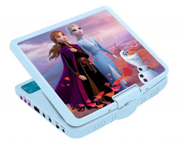 Frost Bærbar DVD afspiller - Disney Frozen DVD afspiller 47843 - DVD film - Frost