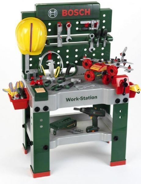 Image of Bosch arbejdsbænk deluxe - Bosch værktøj og værktøjsbænke 8485 (296-008485)