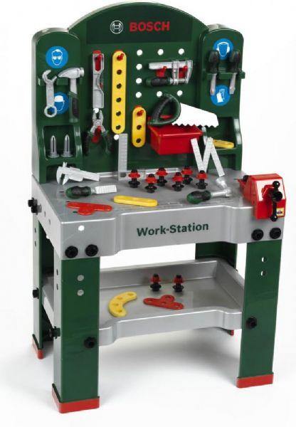 Image of Bosch stor arbejdsstation - Bosch værktøj og værktøjsbænke 8580 (296-008580)