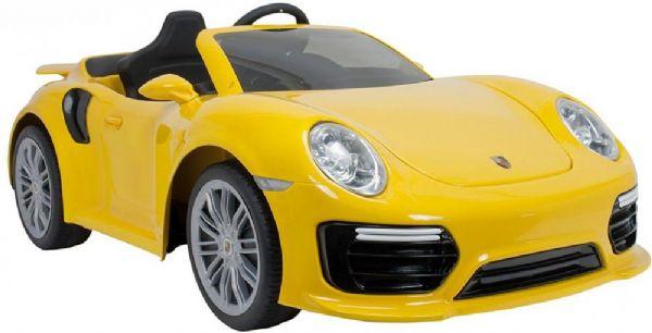 Image of   Porsche 911 Turbo S 6V elbil - Elbil til børn 6 volt 7182