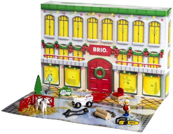 Brio Julekalender - Brio Advent Calendar 33877