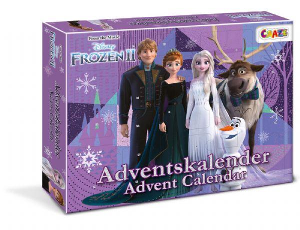 Frost 2 Julekalender 2020 - Disney frozen pakke kalender 24652