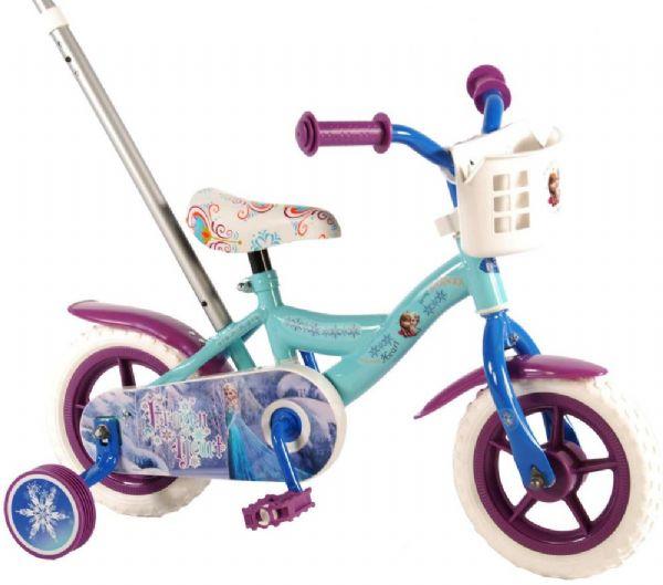 Image of   Frost Børnecykel 10 tommer - Disney Frozen Cykel 51061