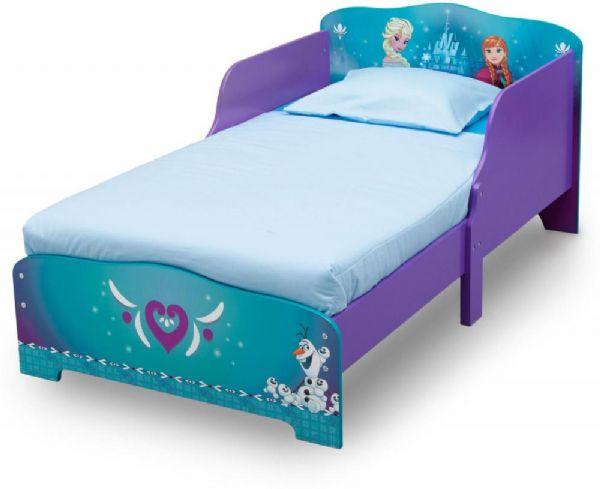 Image of Frost juniorseng - Disney Frozen børneseng 54069 (303-054069)