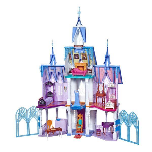 Frost 2 Arendelles Slot - Disney frozen dukkehus E5495 - - Frost