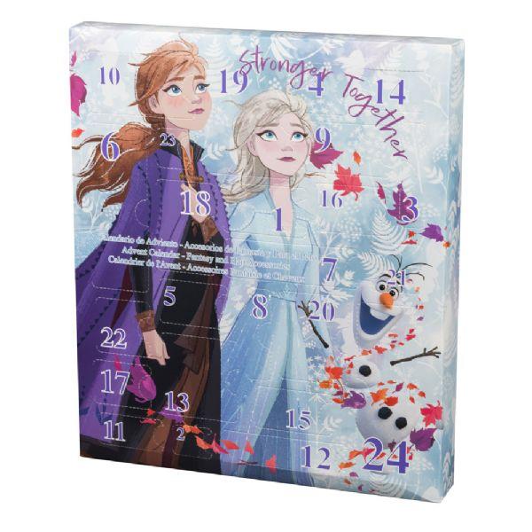 Image of   Frost 2 Julekalender 2019 - Frozen 2 pakkekalender 634702