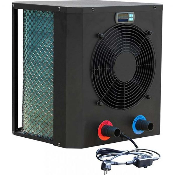 Image of   Heat Splasher Varmepumpe 5,5 KW - Swim and Fun pool tilbehør 1297
