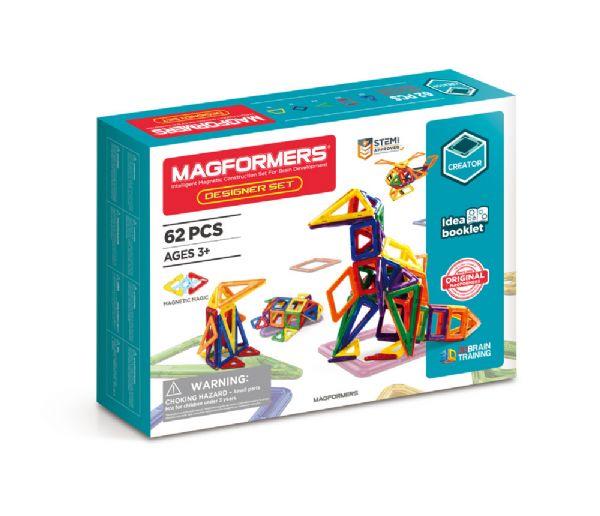 Image of   Magformers Designer Set - Magformers Designer Set byggeklodser 300