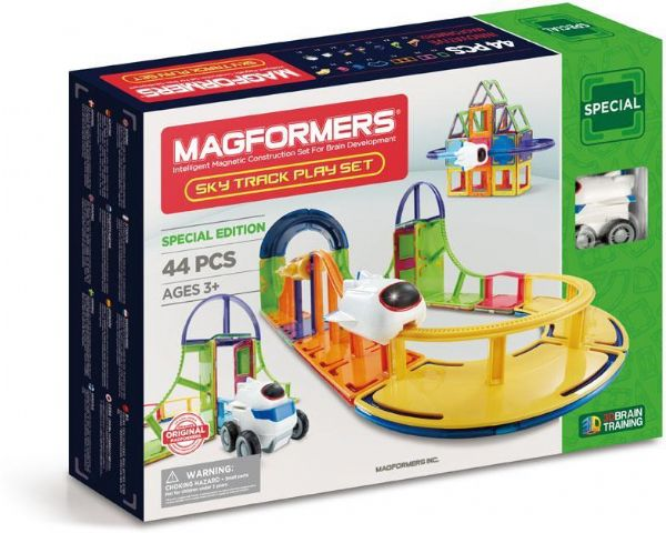 Image of Magformers Sky Track 44 pcs - Magformers Byggeklodser 3063 (331-003063)
