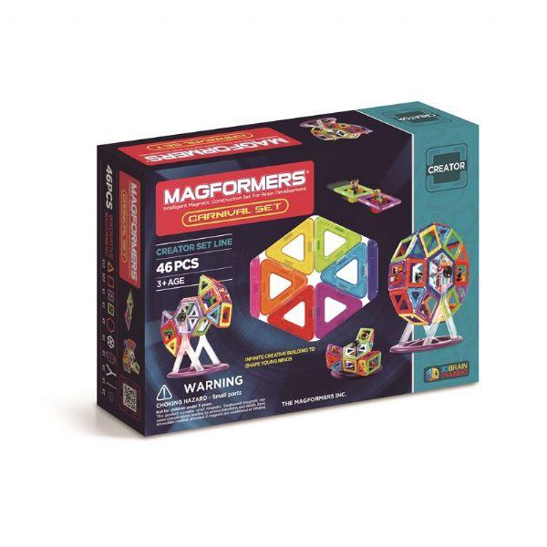 Image of   Magformers Carnival Set - Magformers Carnival Set klodser 3005