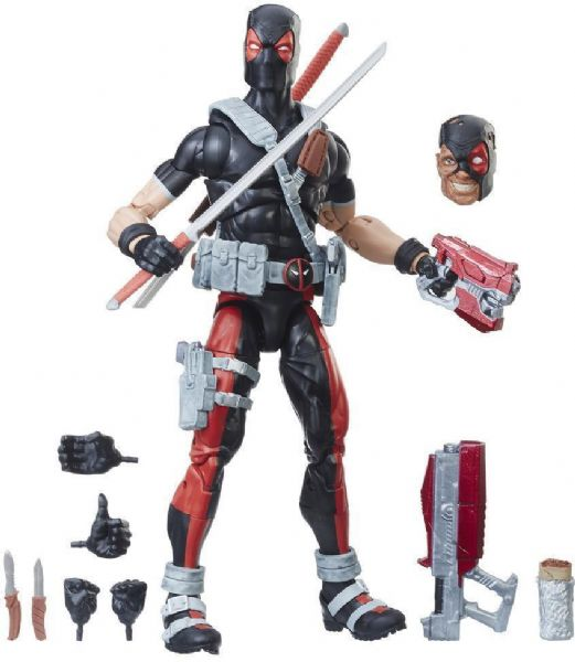 marvel Deadpool marvel legends figur - marvel legend series figur c3990 på eurotoys