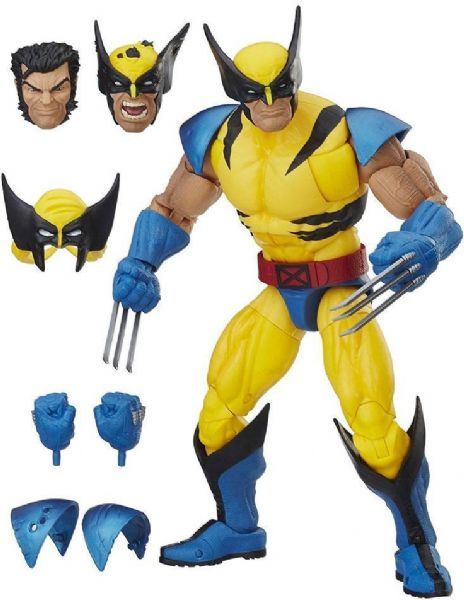 Image of Wolverine Marvel Legends Figur - Marvel Legend Series figur E0493 (335-0E0493)