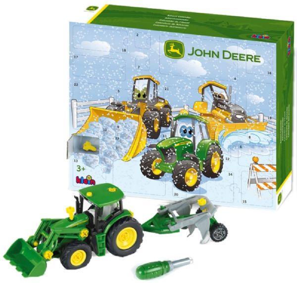 John Deere Julekalender - John Deere maskiner 3936